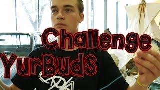 YurBuds CHALLENGE - Feat.Vadak,Vidrail