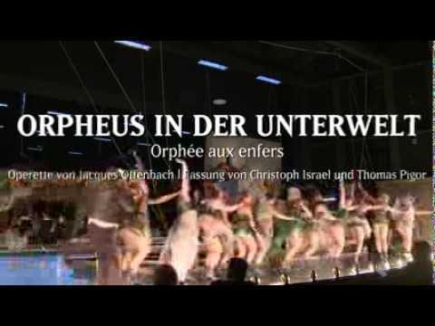 ORPHEUS IN DER UNTERWELT - Operette von Jacques Offenbach | Staatsoper Berlin