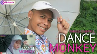 Gambar cover TONES AND I - DANCE MONKEY - PARODY CHERYLL (By Oheng)