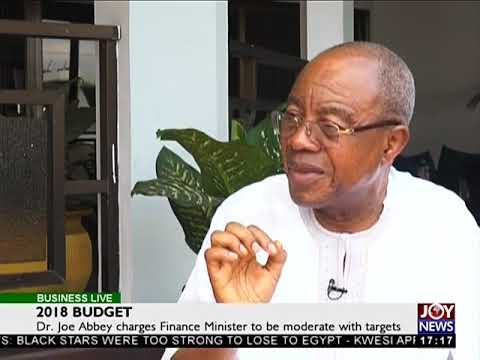 Free Trade Area - Business Live on JoyNews (13-11-17)