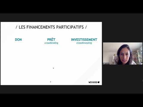"""Table ronde 2 """"Intégrer le financement participatif à mon plan de financement d'amorçage"""""""