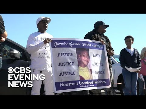Community mourns 7-year-old fatally shot in Houston