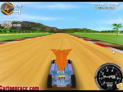 bbe39961b لعبة سباق سيارات كراش - YouTube