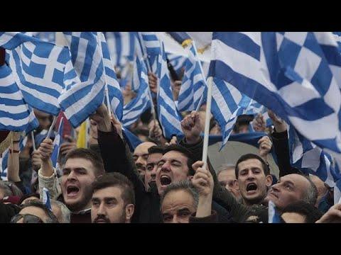 Namensstreit: Mazedonien oder FYROM?