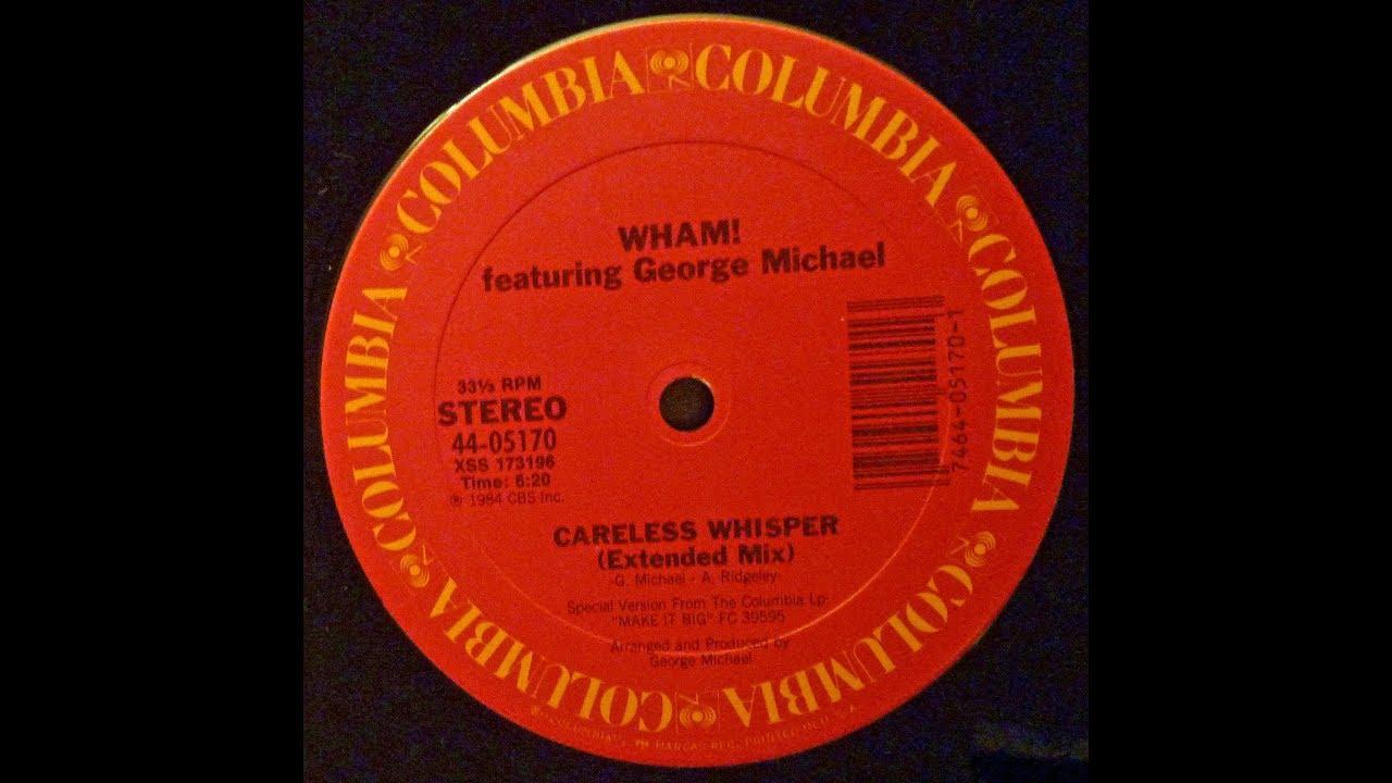 Careless Whisper Featuring George Michael, HD (HQ