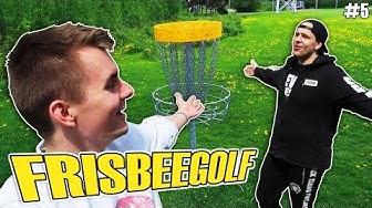 Frisbeegolf | Uskomattoman tasainen kisa? w/Emppu