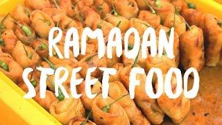 Ramadan Street Food - Malaysia