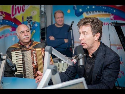 Валерий Сюткин – Главное, ребята, сердцем не стареть (А. Пахмутова) #LIVE Авторадио