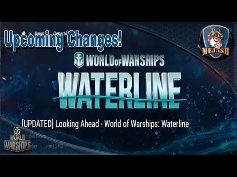 Waterline Overview: WoWs upcoming changes, one problem...