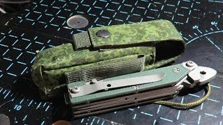 RATNIK 6E6 RUSSIAN ARMY MULTI-TOOL - Русский мультиинструмент