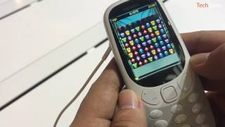 Nokia 3310 Hands-On!