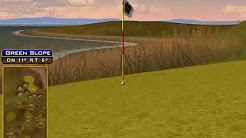 Golden Tee Great Shot on Bonnie Moor!