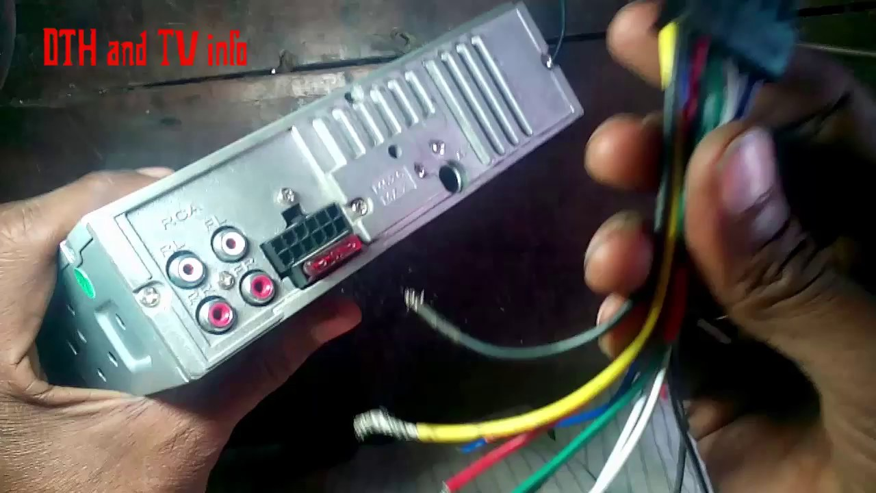 medium resolution of car usb mp3 fm payer wiring diagram back main unit part 1 hindicar usb mp3