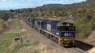 NSW Railways: Main North 28 April 2011
