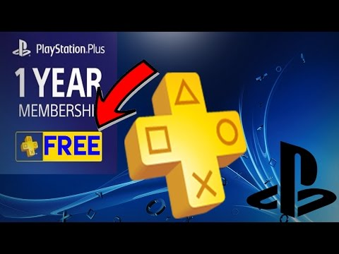 How To Get FREE Playstation Plus Membership 2017!! (Free PS Plus, Tutorial + Proof)