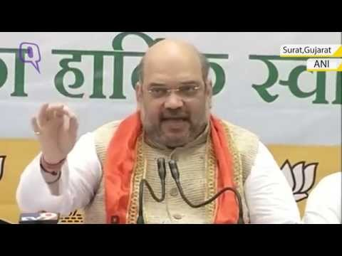 Amit Shah Slams Manmohan Singh and the UPA Goverment