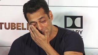 Salman Khan CRIES at Tubelight Trailer Launch   Why?