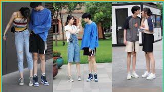 Thời trang đường phố của các cặp đôi Trung Quốc #2