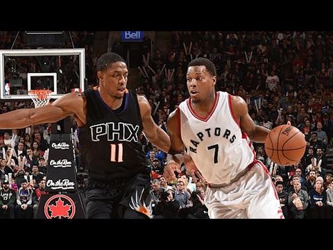 Phoenix Suns vs Toronto Raptors - Full Game Highlights   January 22, 2017   2016-17 NBA Season
