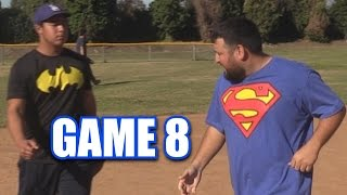 Batman v Superman | Offseason Softball League | Game 8