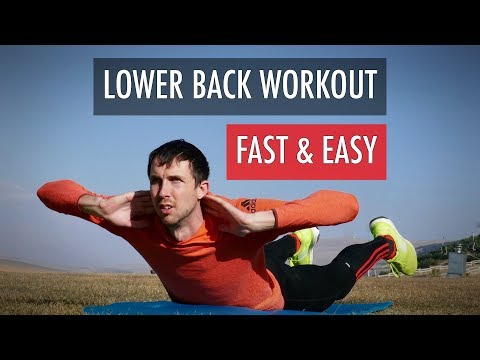 5 lower back exercises at home, what helps lower back pain relief?