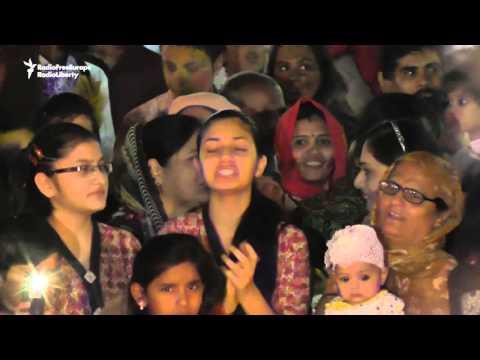 Revelers in Karachi Gather for Holi Festival