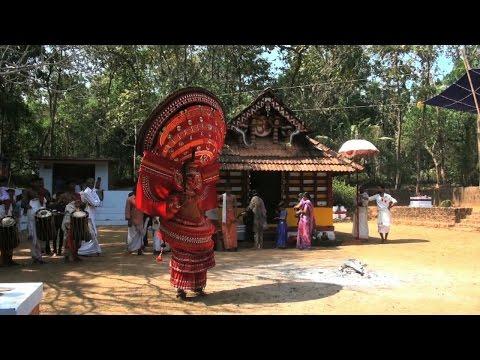 The Goddess incarnate: Kavu and Theyyam in northern Kerala