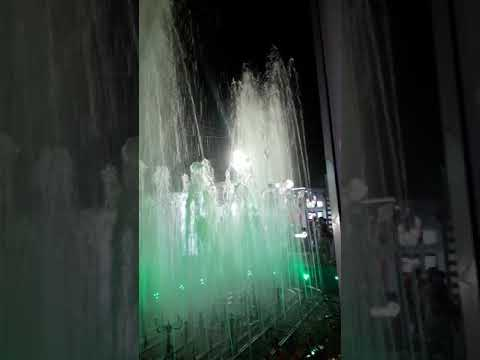 The amazing Shower of chittagong business fair
