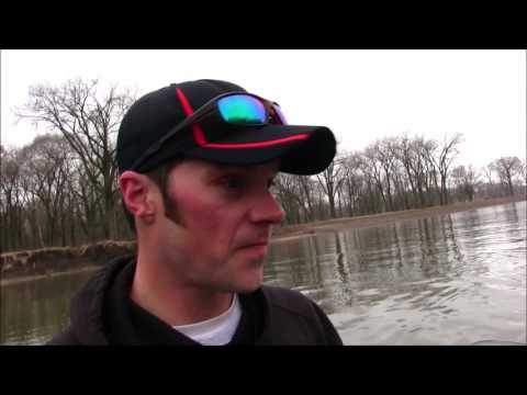 Illinois River Walleye & Sauger Saga