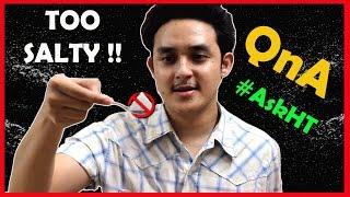 QnA - Too Much Salt / Running Man Challenge - #AskHT