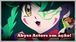 Abyss Actors: Replays