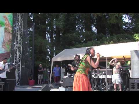 Nkulee Dube Reggae on the River July 21, 2012 whole show