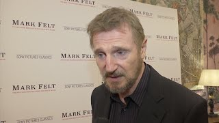 Neeson: similarities between Watergate and Russia scandal