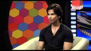 Shahid Kapoor speaks with Taran Adarsh about Pankaj Kapoor & Mausam on Talking Cinema, Music India