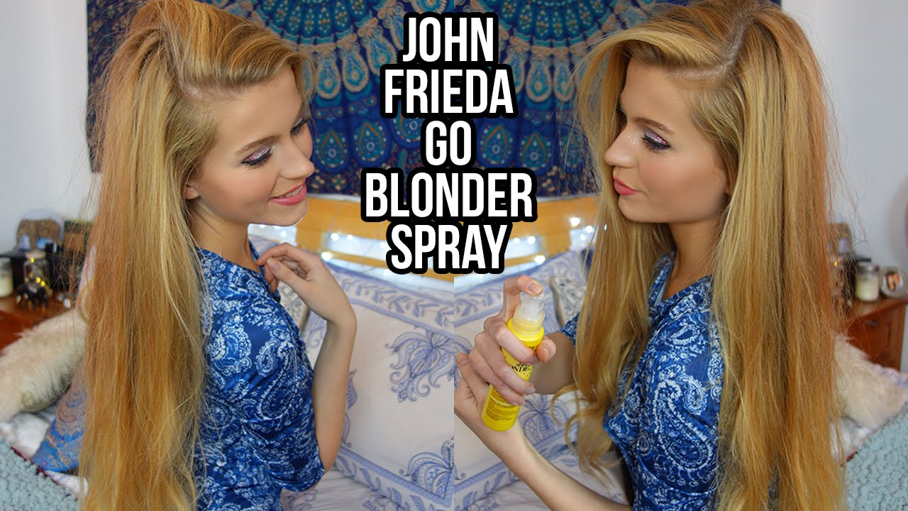 how to go blonde from brown