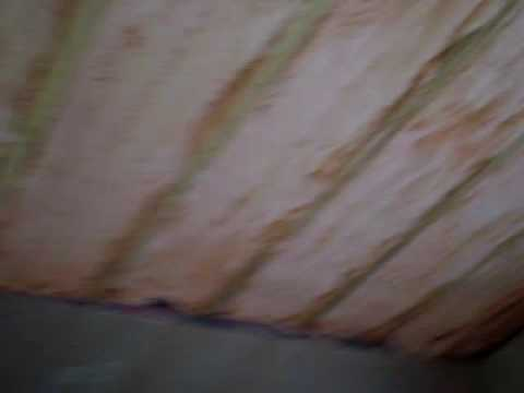 spray foam Insulation Cathedral roof - YouTube