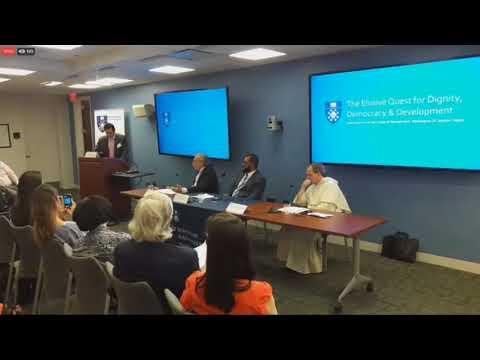 Secretario general de la OEA, Luis Almagro, duda en criticar a Daniel Ortega