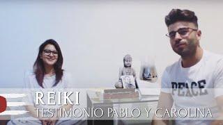REIKI | Testimonio Pablo y Carolina