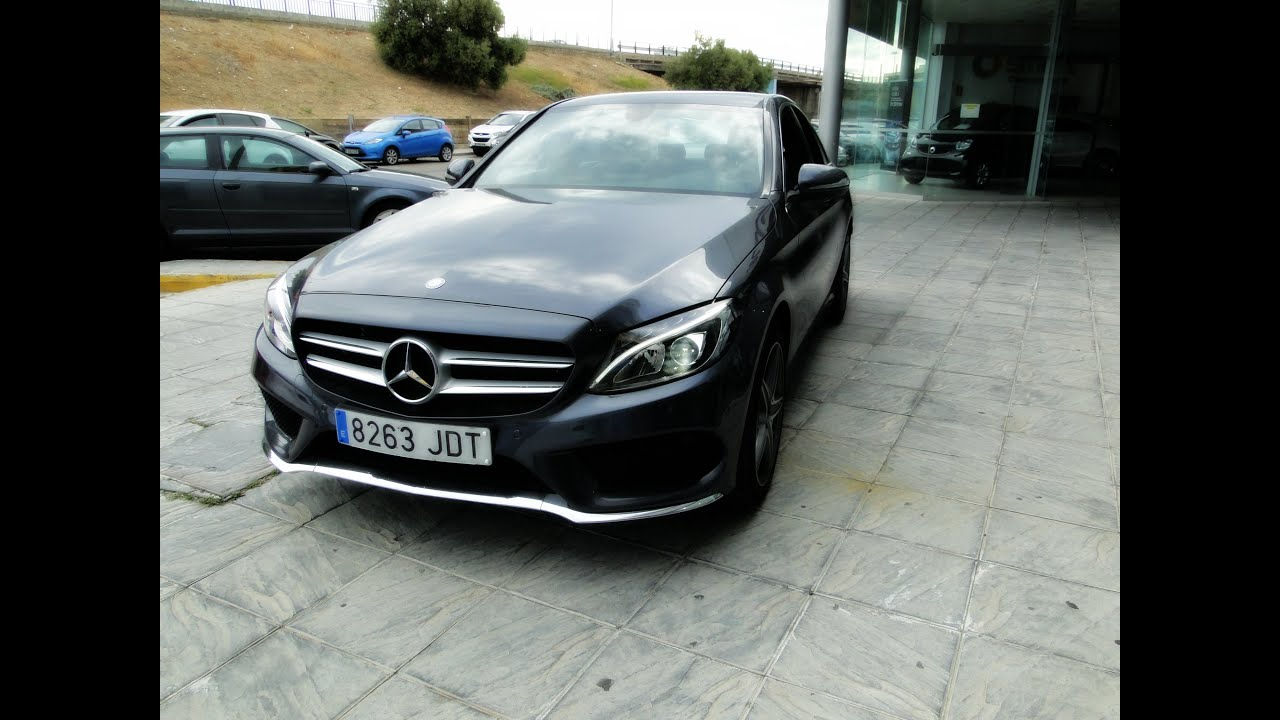 Mercedes benz c220 bluetec 2015 encendido y review en for C220 mercedes benz
