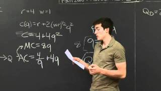 Problem Set 5, Problem #4e-h | MIT 14.01SC Principles of Microeconomics
