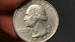 1989-D Quarter Worth Money - How Much Is It Worth And Why?