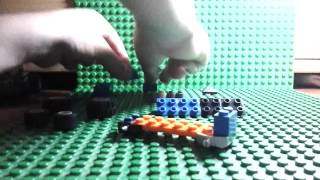 Como hacer carros de angry birds go de lego