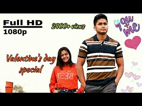 Hue bechain | Cute love story | Valentine's day special 2019| Official release full HD video