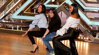 "Gaga Lord: 3 ""James Bond Girls"" TAKE OVER the X Factor 