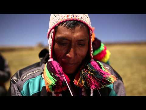 Peru, weaving history - Chullo
