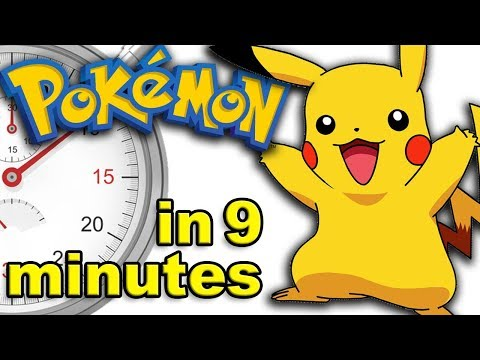 The History of Pokemon | A Brief History