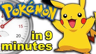 The History Of Pokemon   A Brief History