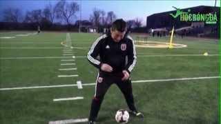 Dạy đá bóng - Dạy các kỹ năng chơi bóng đá cơ bản