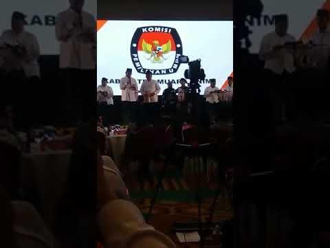 Debat Publik Cabup Muara Enim 2018