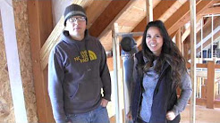 DIY HVAC Installation - EP 23 Alaska Dream House Build